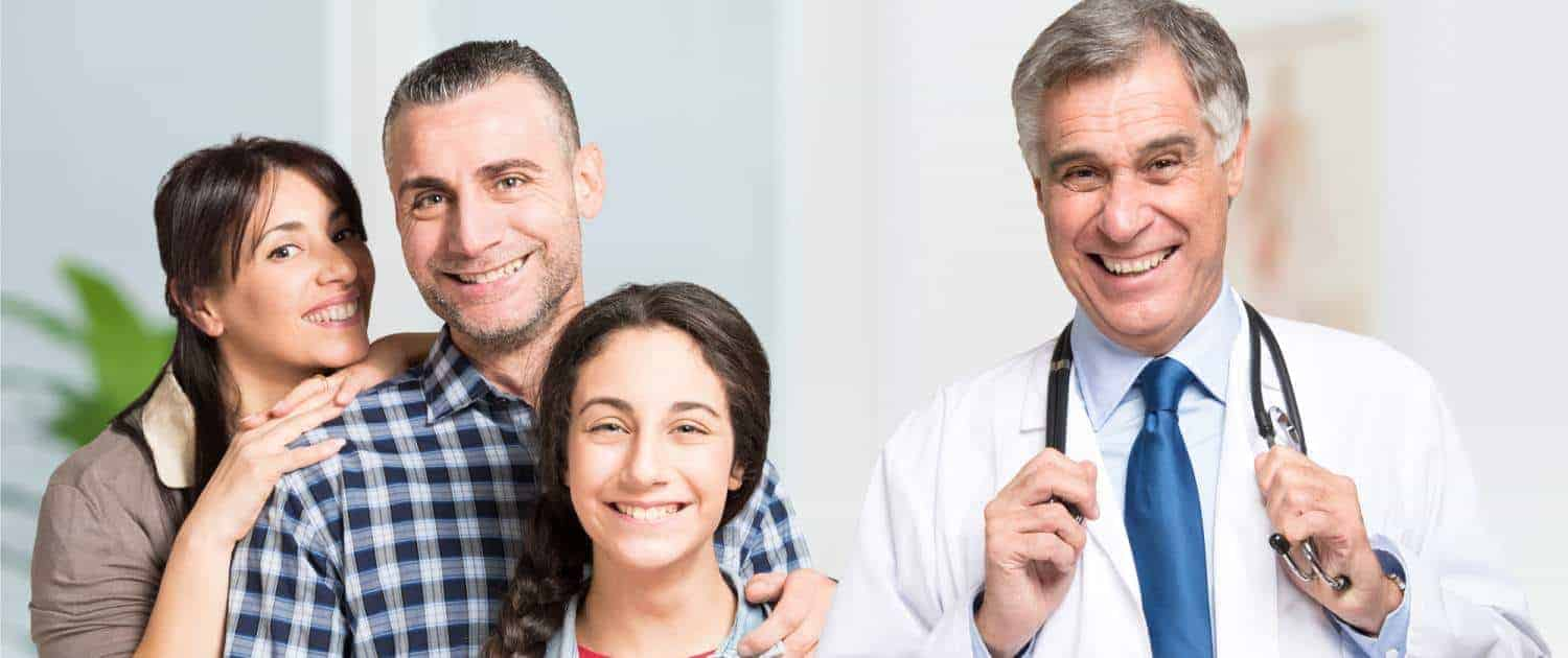 holistic family doctor