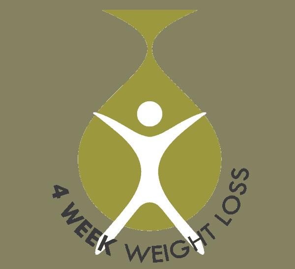4 week weight loss