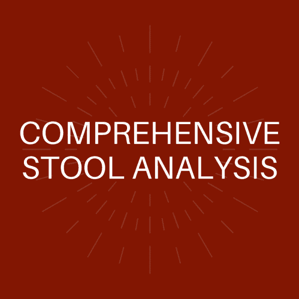 Comprehensive Stool Analysis